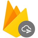 FCM (Firebase Cloud Messaging) logo