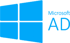 Microsoft Active Directory (MS ADAL) logo